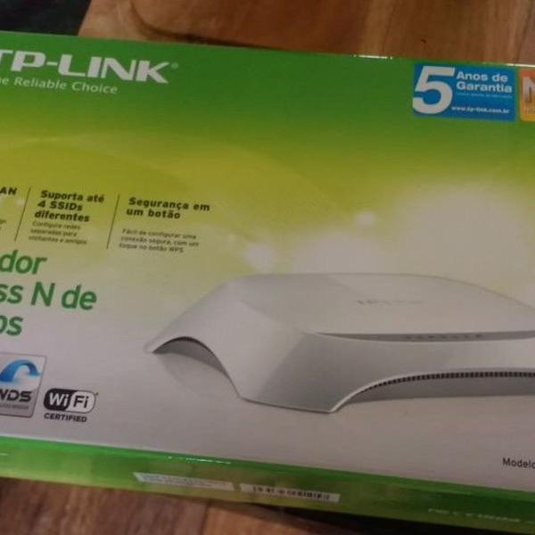 Roteador wireless tp-link 150mpbs