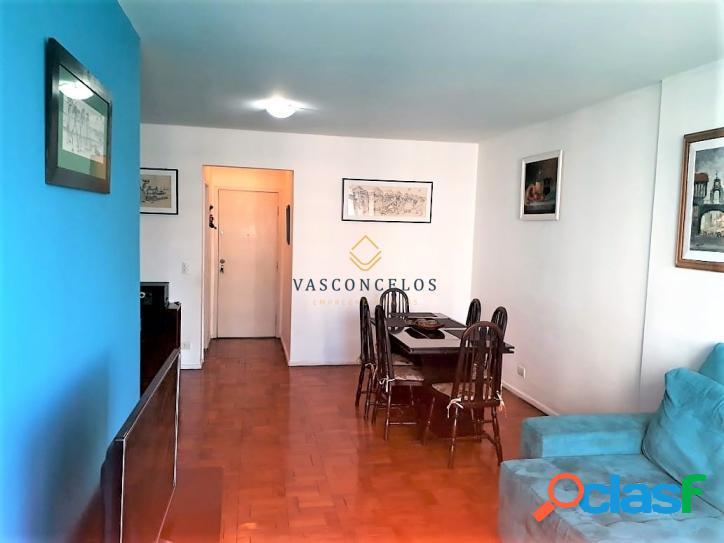 Apartamento 2 dormitórios 1 vaga - parque augusta - sp
