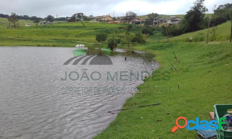Terreno no condomínio fazenda de santana em atibaia 100 metros 180 mil