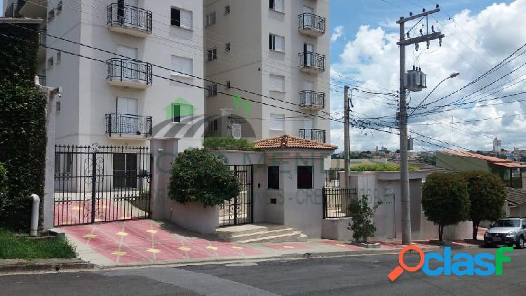 Apartamento p/locação no jd. do lago, em atibaia/sp.