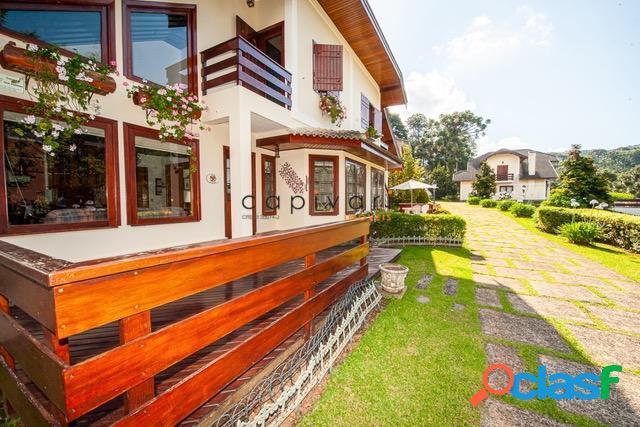 Casa em condomínio 2 dormitórios na região do vale encantado - ref: 983