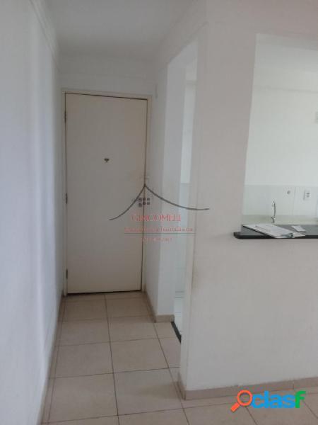 Apartamento no condomínio san juliano - vista limpa para aricanduva.