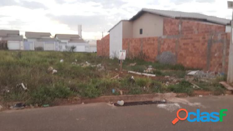 Terreno com 250 m2 em uberlândia - jardim brasilia ||| por 130 mil à venda