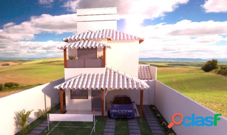 Casa - venda - lagoa santa - mg - condominio trilhas do sol