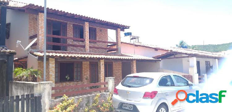 Casa em condomínio - temporada - arraial do cabo - rj - praia grande