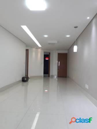 Área privativa 03 quartos bairro santa tereza