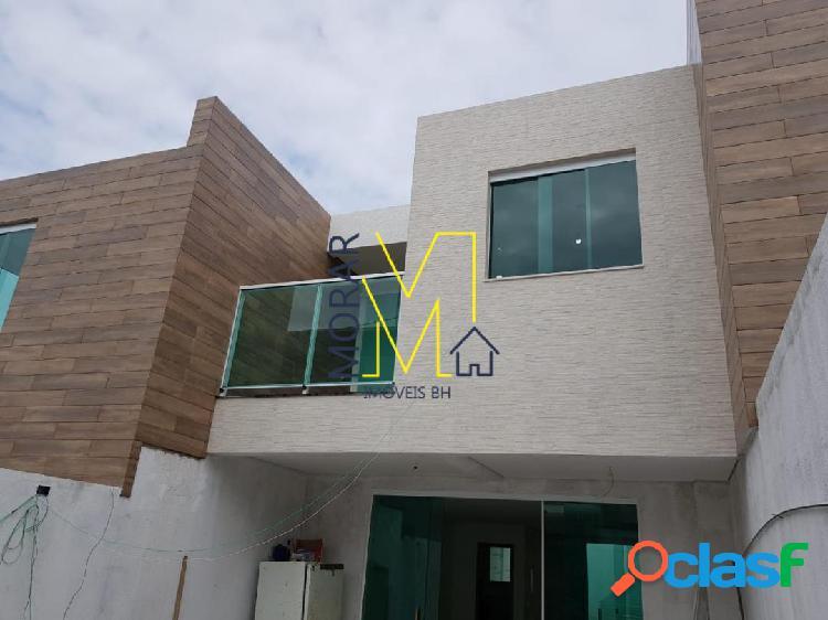 Casa com 3 dormitórios à venda, 155 m² por r$ 739.000 - itapoã - belo horizonte/mg