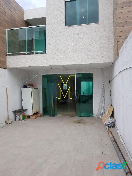 Casa com 3 dormitórios à venda, 155 m² por R$ 739.000 - Itapoã - Belo Horizonte/MG 1