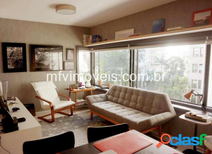 Apartamento 1 quarto(s) para venda no bairro jardim paulista em são paulo - sp
