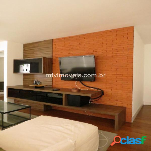 Apartamento Mobiliado 2 quartos para aluguel na Rua Tatuí - Jardim Paulista 2