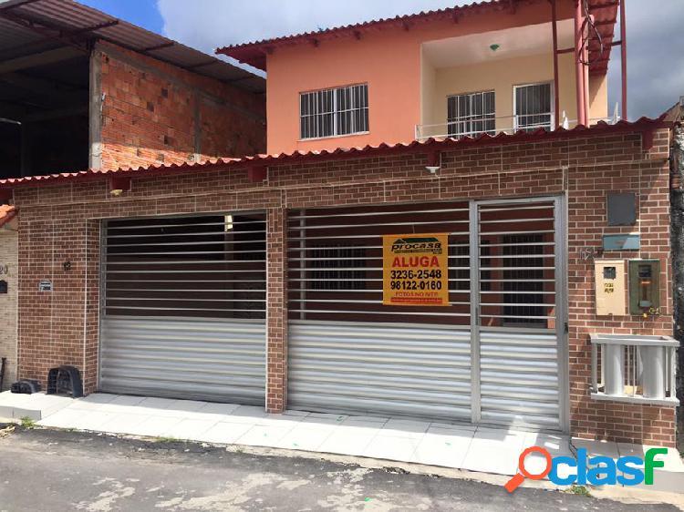 Aluga apartamento na redencao - manaus amazonas am com garagem