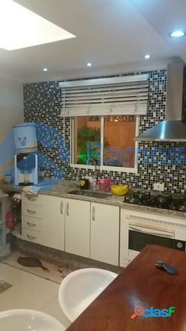 Casa em condomínio fechado jd. belizario - cotia