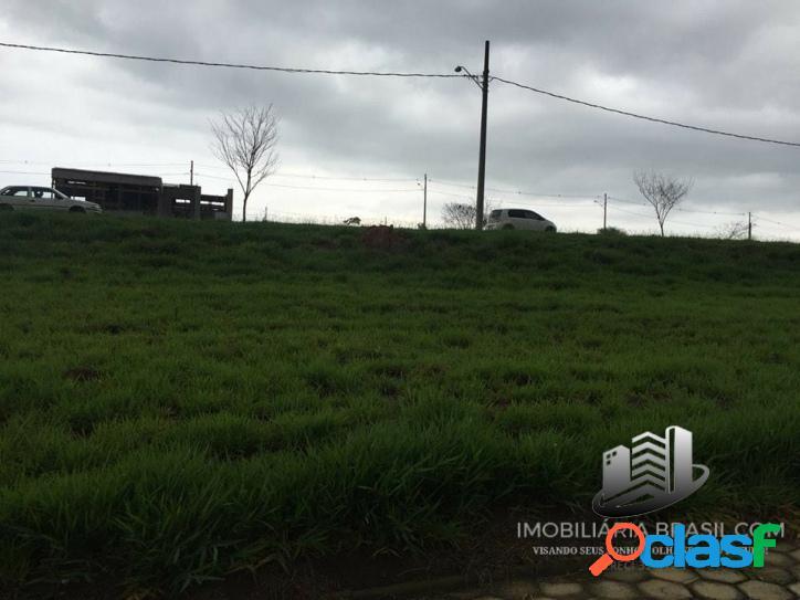 Terreno em condomínio fechado reservas do vale