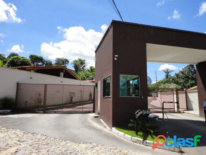 Chácara de 1300m² em condomínio fechado, santa luzia/mg.