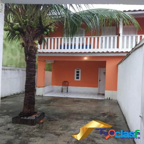 Aluguel fixo!! ótima casa geminada e independente na praia do siqueira!!