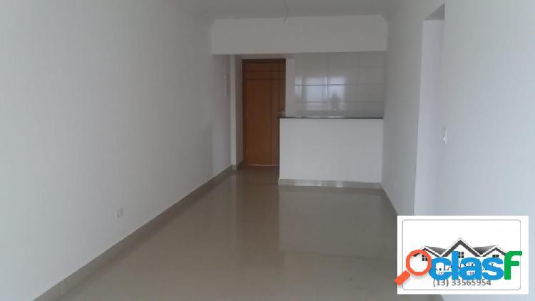 Apartamento novo em Praia Grande / Vila Tupi / 2 Dormitórios. 1