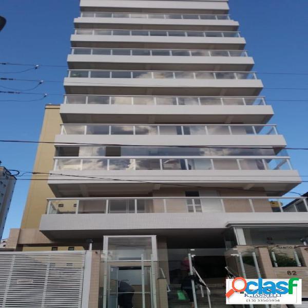 Apartamento novo em Praia Grande / Vila Tupi / 2 Dormitórios. 3