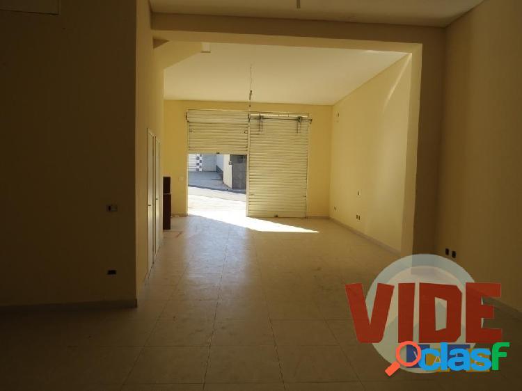 Sala comercial com 120 m², na zona norte de são josé