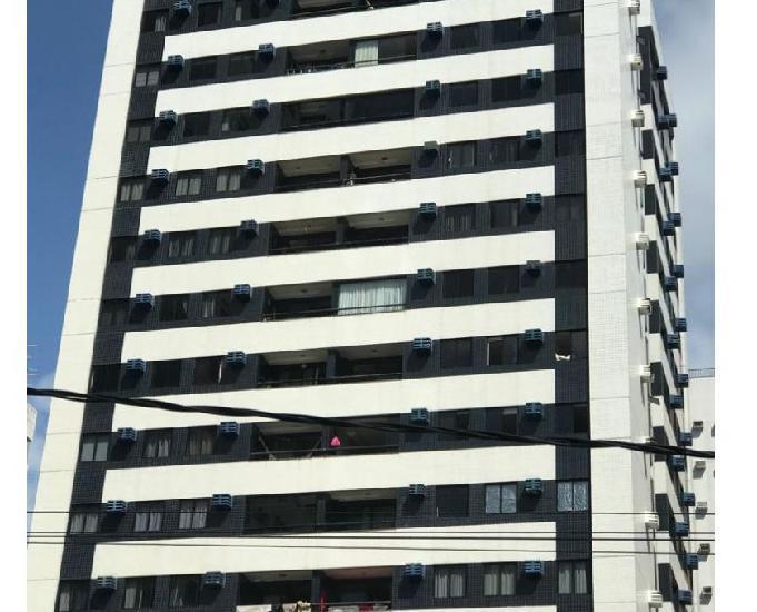 Apartamento mobiliado com 03 quartos, bairro de boa viagem