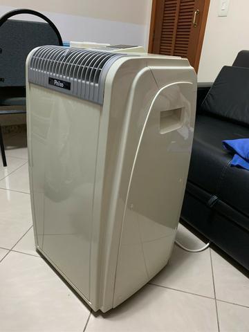 Ar condicionado portátil philco 13.000 btu's - 127 v