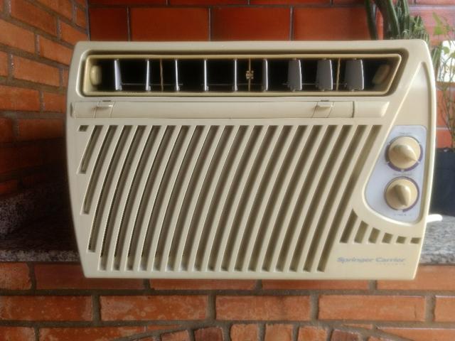 Ar condicionado springer carrier 7.500 btus