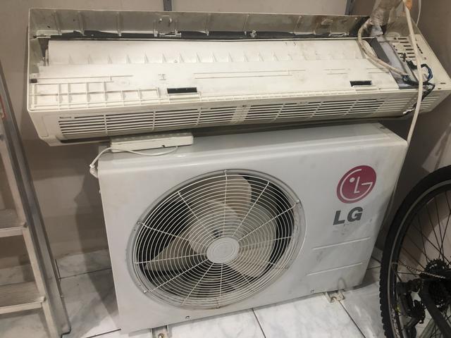 Ar condicionado 24.000 btus lg
