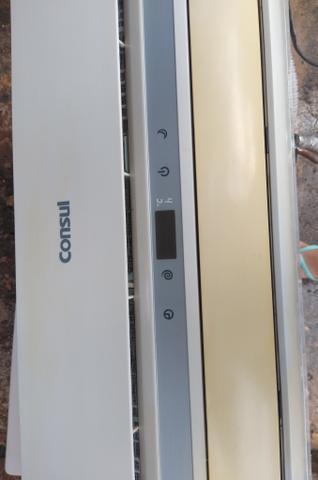 Ar condicionado higienizado consul 12 mil btus funcionando