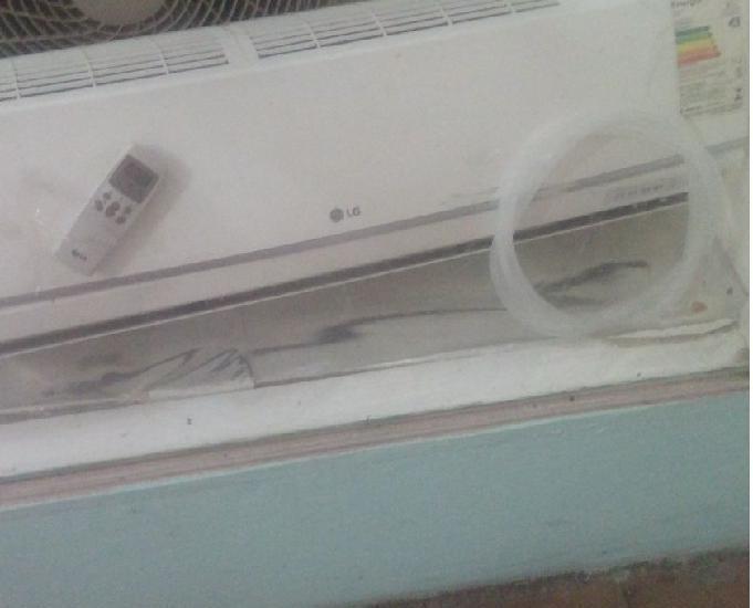 Ar condicionado semi novo com instalação