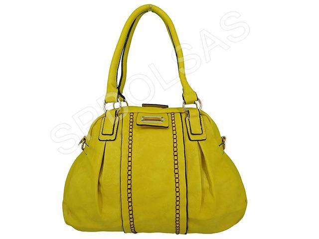 Bolsas femininas | bolsa feminina couro sintético