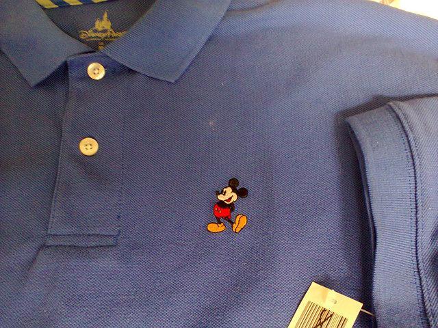 Camisa pólo da disney novinha tamanho m.