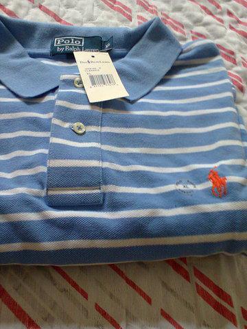 Camisa da polo ralph lauren masculina novinha com etiqueta
