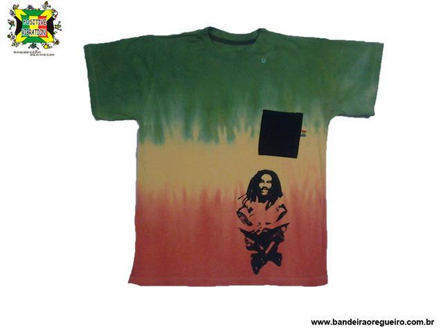 Camisetas reggae direto de fábrica