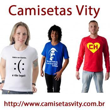 Camisetas vity camisetas personalizadas - loja de camisetas