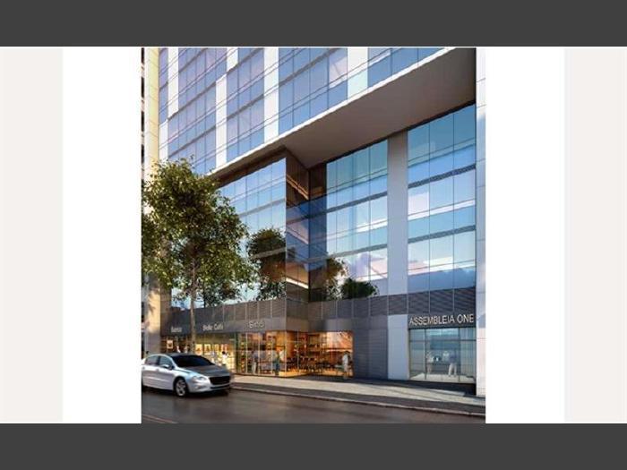 Centro, 21 m² rua da assembleia, 85, centro, central, rio
