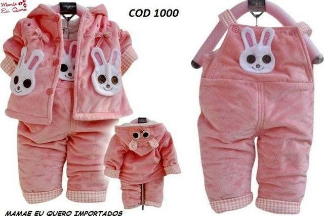 Conjunto princesa 2 peças roupa infantil feminino
