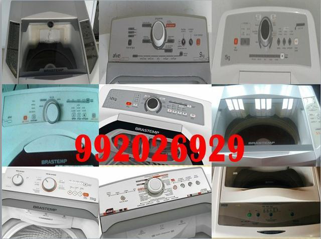 Conserto em máquinas de lavar roupa