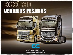 Consórcio para veículos pesados
