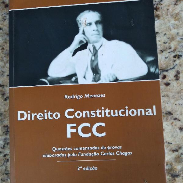 Direito constitucional fcc