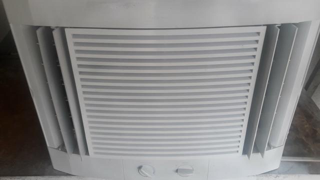 Entrego ac cartão 3x) ar condicionado 10 btu 110v energia