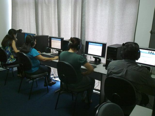Escola de informatica sunshine