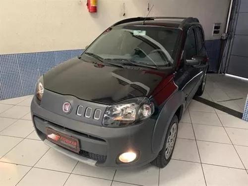 Fiat uno uno way 1.4 8v (flex) 4p