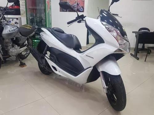 Honda pcx 150 2015 branca 27000 km