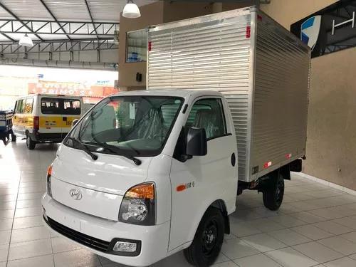 Hyundai hr 2.5 2021 baú