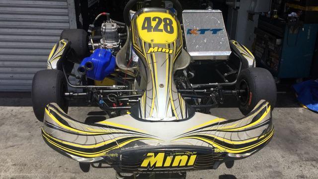 Kart mini s2