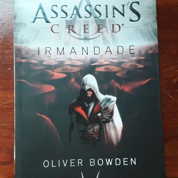 Livro assassin's creed irmandade
