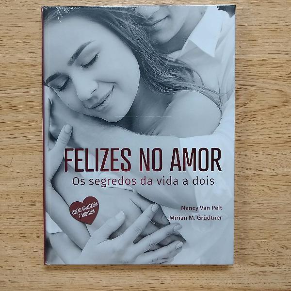 Livro felizes no amor