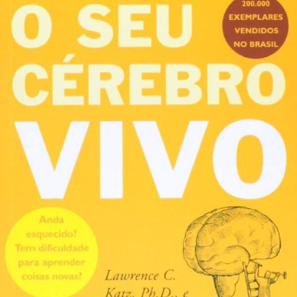 Livro mantenha o seu cérebro vivo: exercícios neuróbicos
