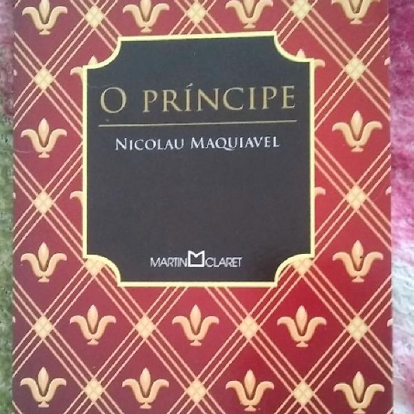 Livro o príncipe nicolau maquiavel