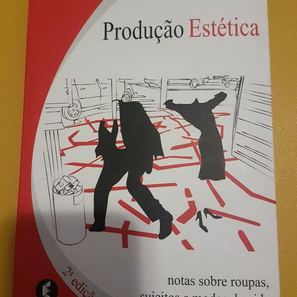 Livro produção estética