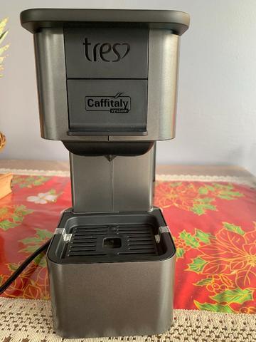 Maquina de cafe expresso tres corações pop plus multi